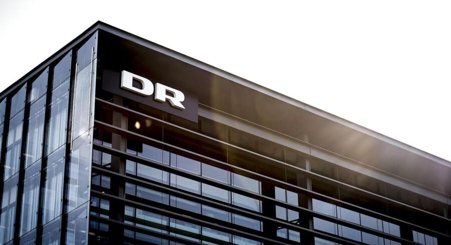 DR-Byen ved Ørestaden i København (Foto: Mads Claus Rasmussen/Ritzau Scanpix)