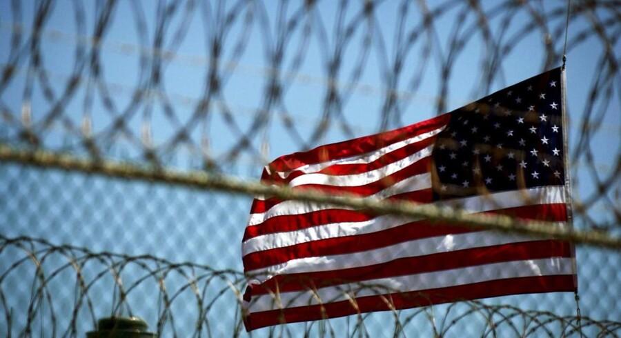 Arkivfoto. I et fængsel for særligt farlige fanger er syv blevet dræbt i et slagsmål mellem fangerne, oplyser fængslet.