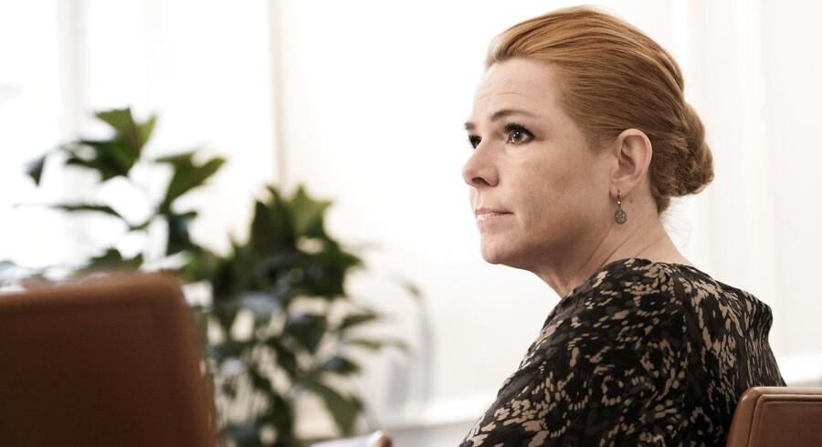 Udlændingeminister Inger Støjberg går til angreb på »griske« flygtninge. Men nej, det er ministeren, som er urimelig, mener formanden for Foreningen af Udlændingeadvokater.