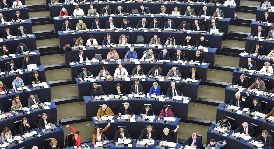 Arkivfoto. EU-regler, der skal bekæmpe statsstøttede varer fra tredjelande, blev vedtaget i EU-Parlamentet onsdag.