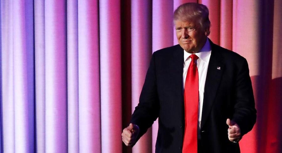Donald Trump bliver den næste præsident i USA. Nu skal præsidentjobbes overgives fra Obama til Trump, og det bliver en stor opgave.