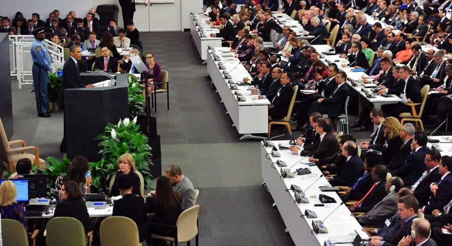 Repræsentanternes Hus har stemt for midlertidig budgetforlængelse, der skal holde offentlig sektor kørende.