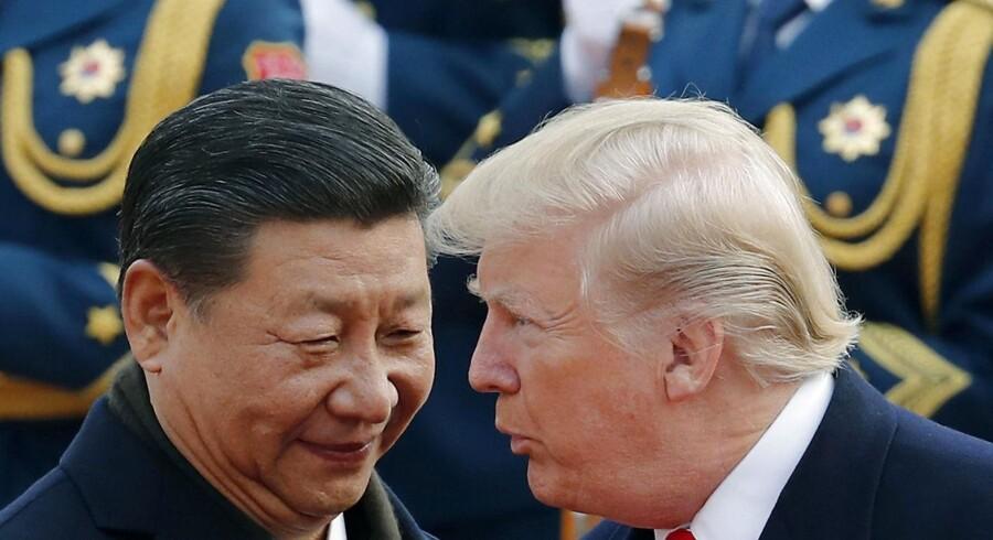 Vil Kina og USA komme til fornuft i handelskrigen?