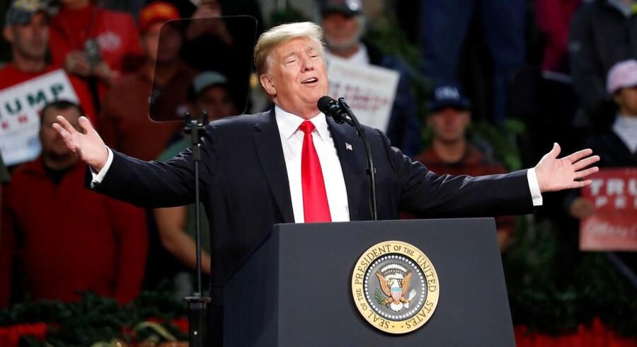 onald Trumps skattereform ser endelig ud til at blive en realitet.
