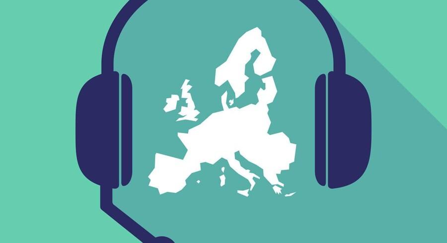 Det koster stadig ekstra at ringe til udlandet herhjemmefra, selv om EU afskaffede roamingpriserne. Det skal der nu gøres op med. Arkivfoto: Iris/Scanpix