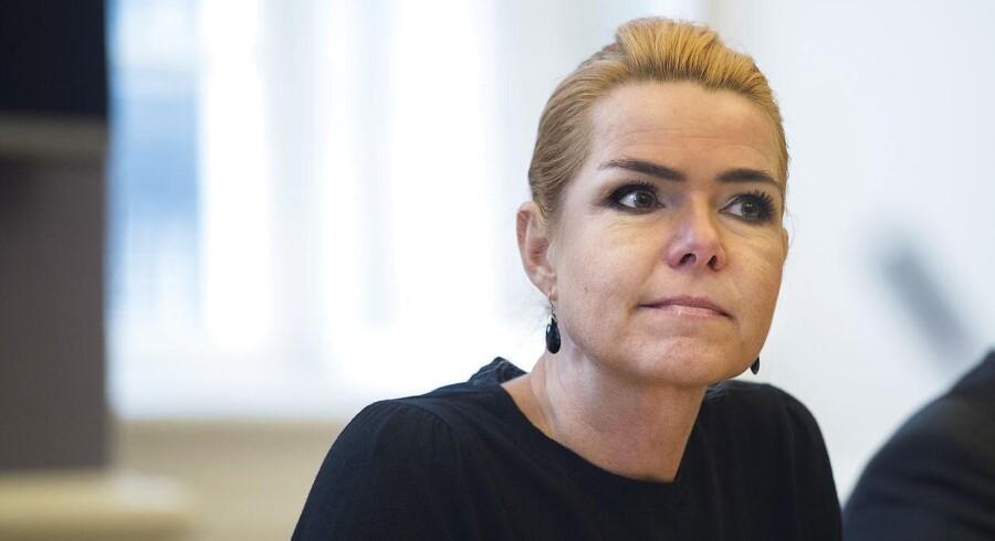 Efter endnu et samråd med udlændingeminister Inger Støjberg onsdag, har de røde partier garanteret en undersøgelse af sagen, hvis de får flertal ved næste valg.