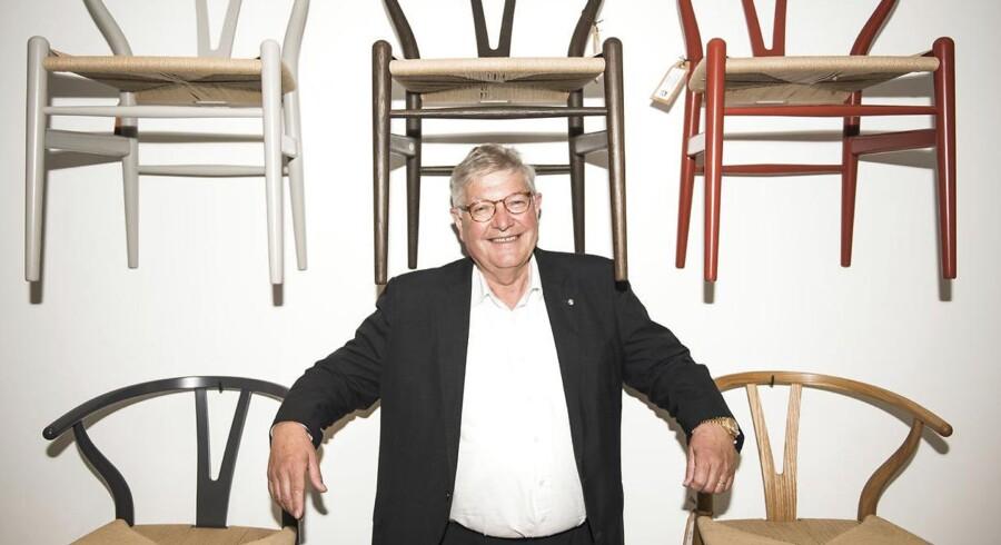 »Der er knald på. Og det er sjovt,« siger den 67-årige administrerende direktør, Knud Erik Hansen.