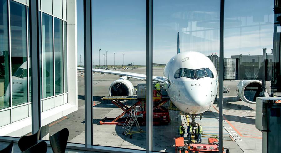 Københavns Lufthavn vil bygge kæmpe logistikcenter for at tiltrække spillere som Amazon og blive et knudepunkt for fragt.