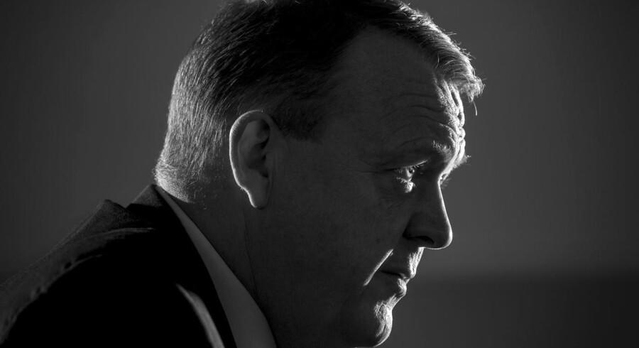 Statsminister Lars Løkke Rasmussen får hård kritik af Enhedslistens Pelle Dragsted.