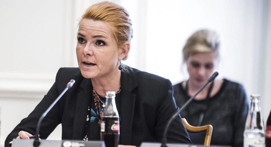 Udlændinge- og integrationsminister Inger Støjberg (V) skal endnu en gang i samråd om sagen om ulovlig tvangsadskillelse af unge asylpar.
