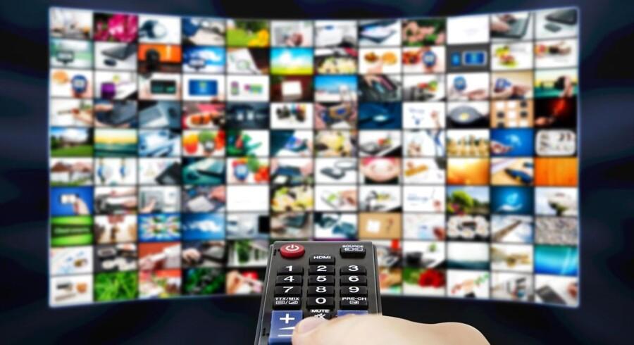 Op med pengepungen! Det bliver dyrere både at se TV og streame fremover. Arkivfoto: Shutterstock/Scanpix