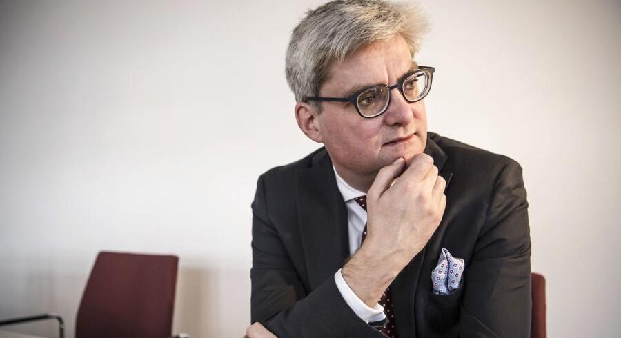 »Jeg faster fra de sociale medier. På gensyn til Påske,« lød det korte budskab fra uddannelses- og forskningsminister Søren Pind i sidste måned.