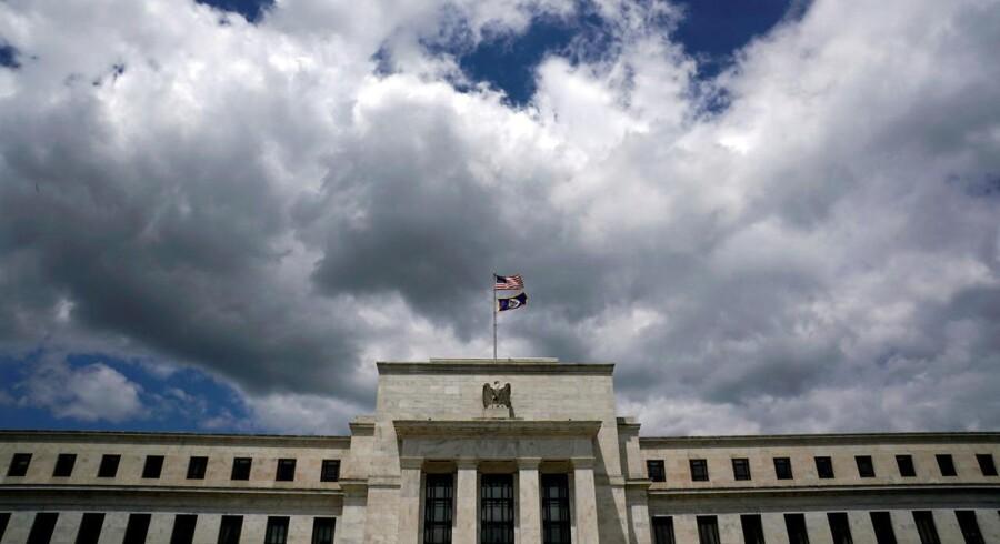 Arkivfoto. Der internationale valutamarked har stabiliseret sig, og kursudsvingene torsdag morgen er få og små.