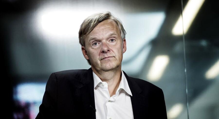 Arkivfoto: Ekstra Bladets chefredaktør, Poul Madsen.