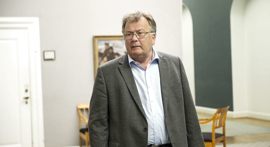 Det er en stor fordel, at Finland og Sverige vil være med i en udrykningsstyrke, siger forsvarsminister Claus Hjort.