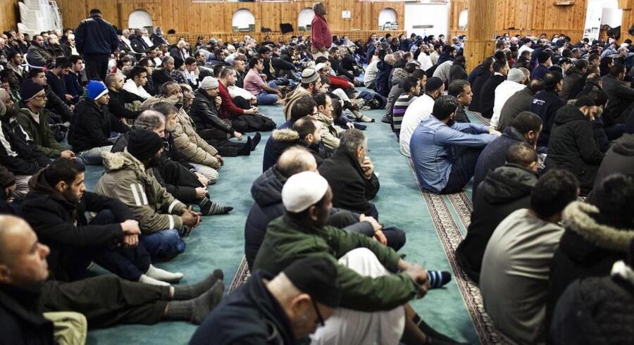 Ifølge ny fremskrivning vil muslimer udgøre den største religiøse gruppe i verden i 2070.