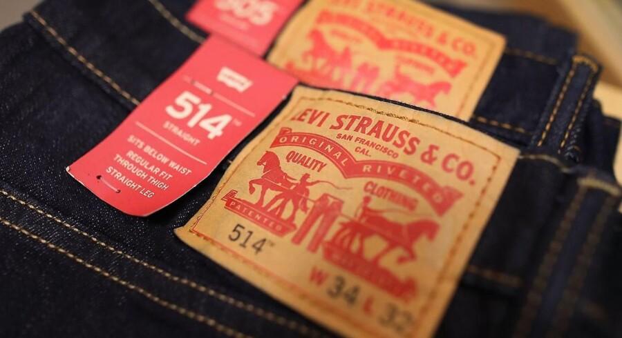 Jeansfabrikanten Levi's er en af de ærkeamerikanske virksomheder, der vil blive ramt, når EU lægger straftold på en lang række amerikanske varer som følge af Donald Trumps handelskrigserklæring.
