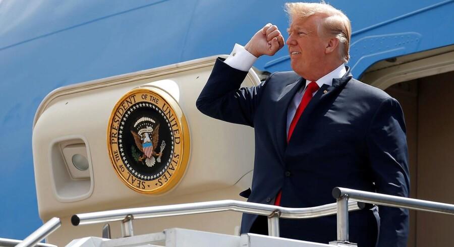 Den amerikanske præsident Donald Trump har med torsdagens udmelding om kommende straftold til EU trukket i en tråd, der kan være startskuddet på opløsningen af et regelværk, der har gavnet dansk erhvervsliv umådeligt meget.