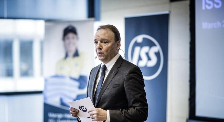 ISS' topchef Jeff Gravenhorst