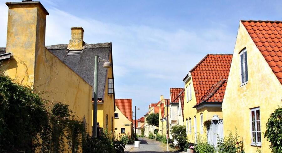 De gule huse i Dragørs gamle by. Skal de være verdensarv?