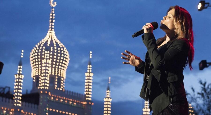 Når musikere fremover indtager scenen på Plænen, skal de have lov til at hæve lydniveauet. Det mener De Radikale i København.