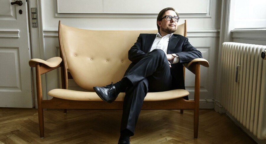 Liberal Alliances kommunalvalgkamp er tænkt som en langtidsinvestering i de unge, forklarer partiets gruppeformand Simon Emil Ammitzbøll. Arkivfoto.