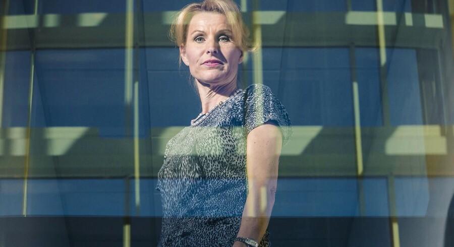 Arkivfoto: Tine Roed, direktør i Dansk Industri, mener, at forslaget tilsidesætter virksomhedsejernes rettigheder.