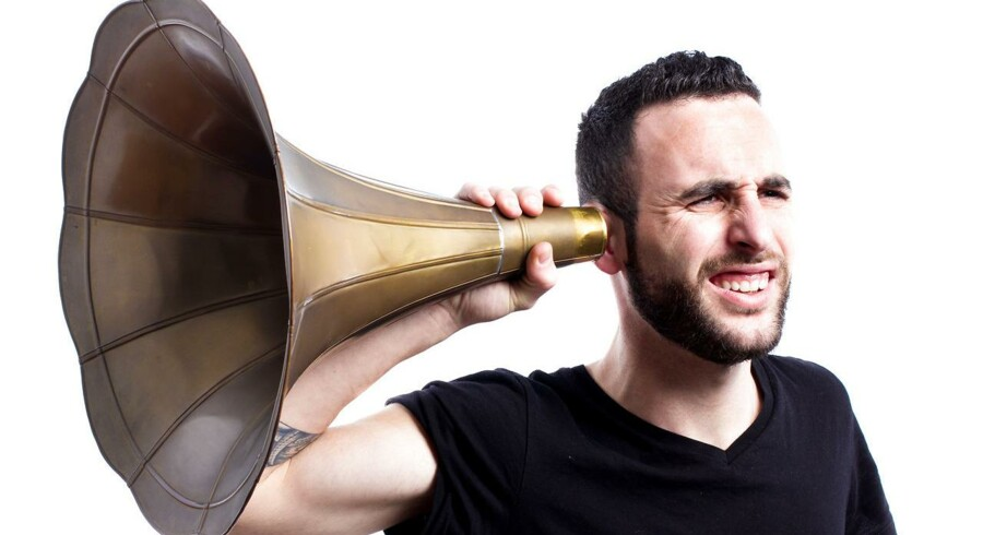 Slå ørene ud - og kom så med dit bud. Sådan lyder et af de gode råd til fremtidens konsulenter. Arkivfoto: IRIS