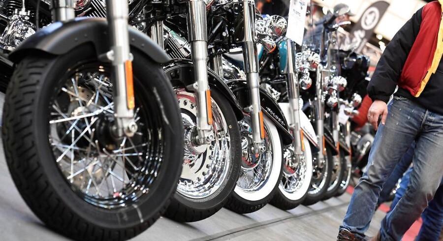 Motorcykler fra Harley Davidson har allerede været nævnt i sagen.