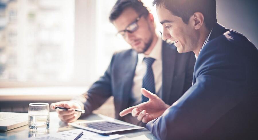 Worksome vil digitalisere og forenkle måden, mindre og mellemstore virksomheder kan tilegne sig specialiseret arbejdskraft på, skriver de i dagens debatindlæg. Stockphoto: Iris.
