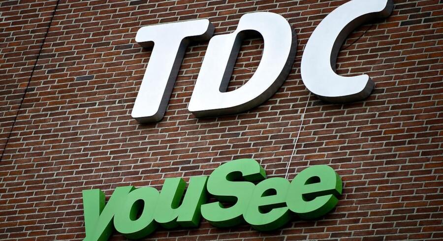 TDC udvider sin sikkerhedsafdeling med 40 nye ansatte. Arkivfoto: Torkil Adsersen, Scanpix
