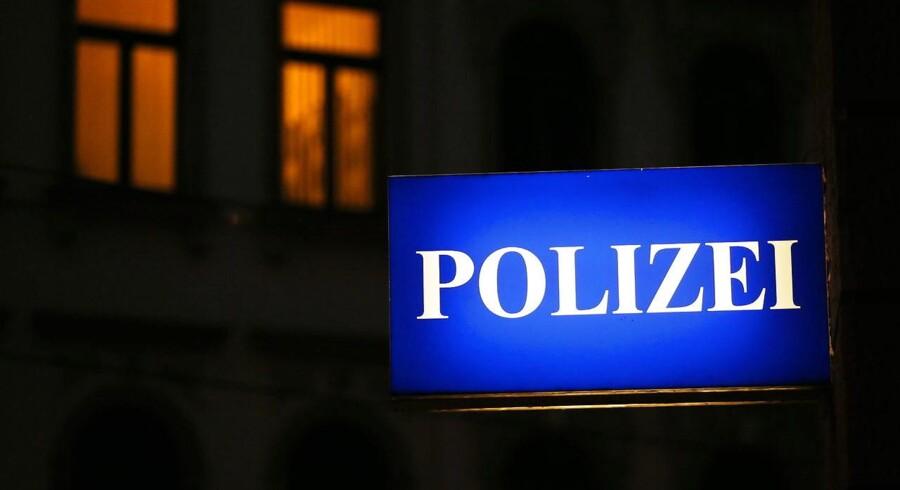 Lørdag fandt politiet sprængstof i en lejlighed i Chemnitz. Den 22-årige mand, som nu er pågrebet, flygtede lørdag morgen.