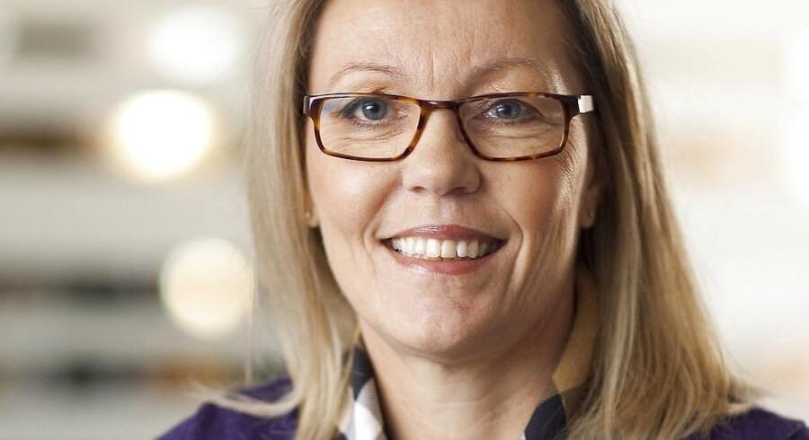 Vibeke Skytte, direktør i interesseorganisationen Lederne.