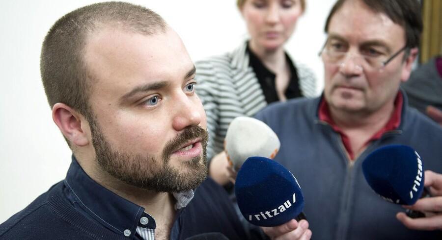 ARKIVFOTO: Enhedslistens forsvarsordfører Nikolaj Villumsen.