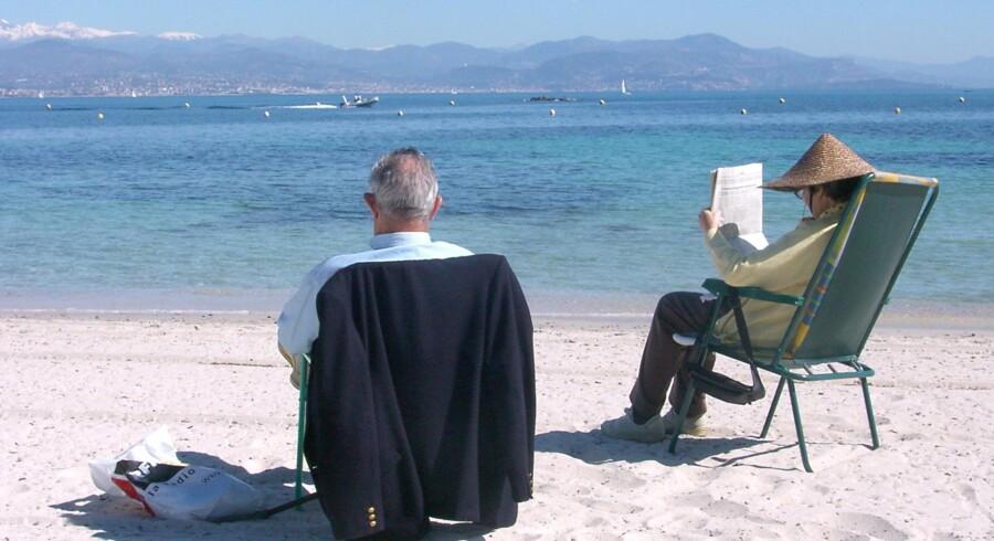 16 ud af 17 pensionsselskaber har porteføljer, der på den ene eller anden måde nyder godt af skattelylandes fordelagtige vilkår. Free/Colourbox.com