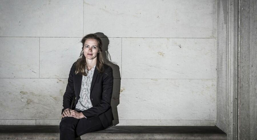 Arkivfoto. Sundhedsminister Ellen Trane Nørby (V) har fået kritik for sit forslag om at genindføre tolkegebyret. Dansk Folkeparti støtter forslaget, mens Socialdemokratiet endnu ikke har taget stilling.