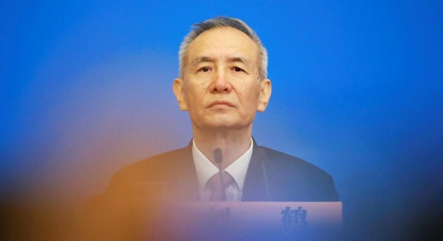 Liu He, Kinas vicepremierminister