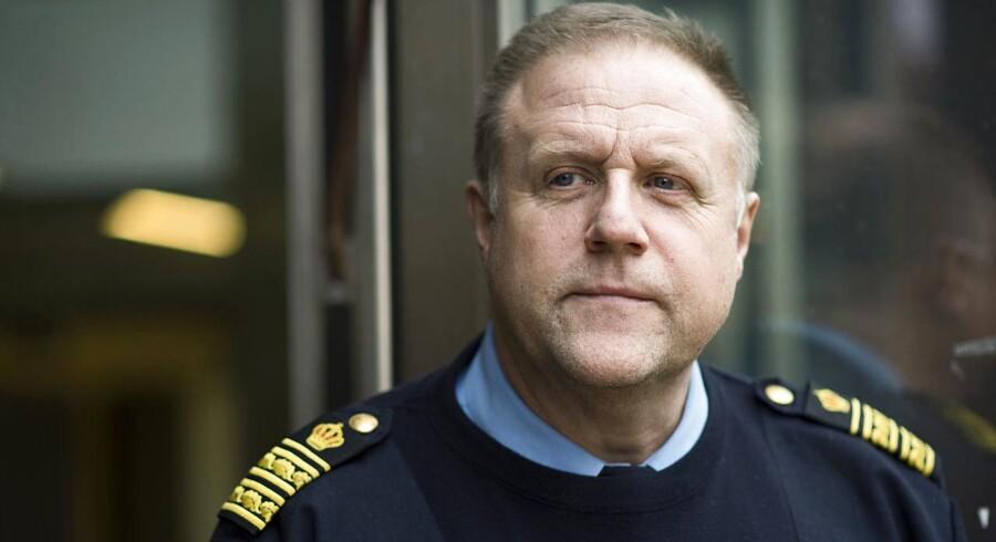 Malmø-politimester Stefan Sintéus: »I princippet er det ufarligt at færdes i Malmø.«