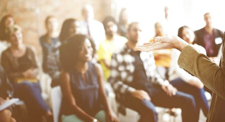 Arkivfoto. Drop stereotyp talentudvikling og tænk bredere i grupper eller par, for det giver meget mere effekt, siger professor på Aalborg Universitet Lene Tanggaard.