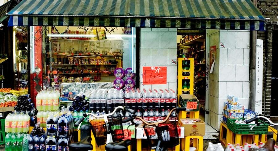 Ved du, hvilket sprog ordet »kiosk« stammer fra?
