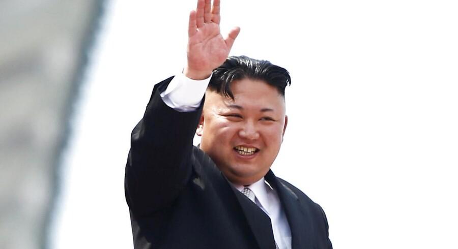 Kina har flere gange før forsvaret sin handel med Nordkorea, ved at sige at man ikke eksporterer varer, der hjælper Nordkoreas oprustning på vej.