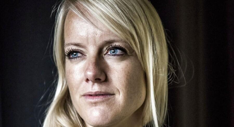Pernille Vermund, arkitekt og frontfigur for Nye Borgerlige.