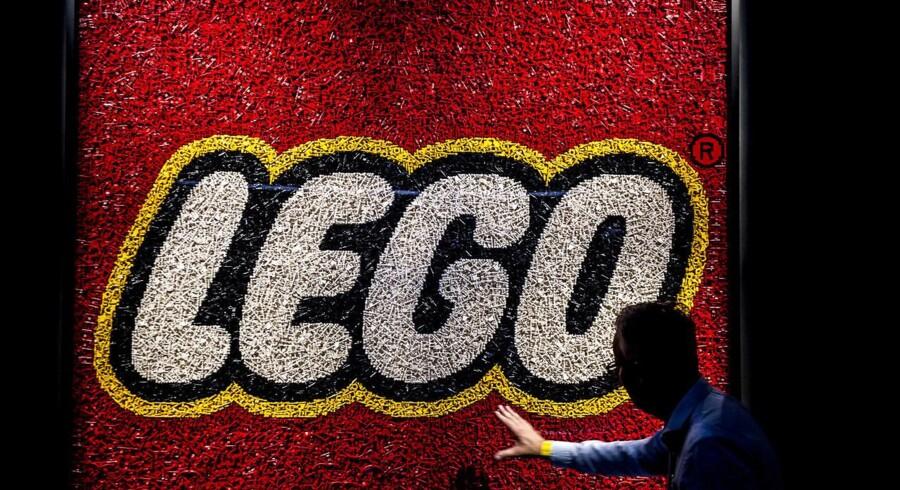 Lego har indgået et samarbejde med en kinesisk internetgigant.