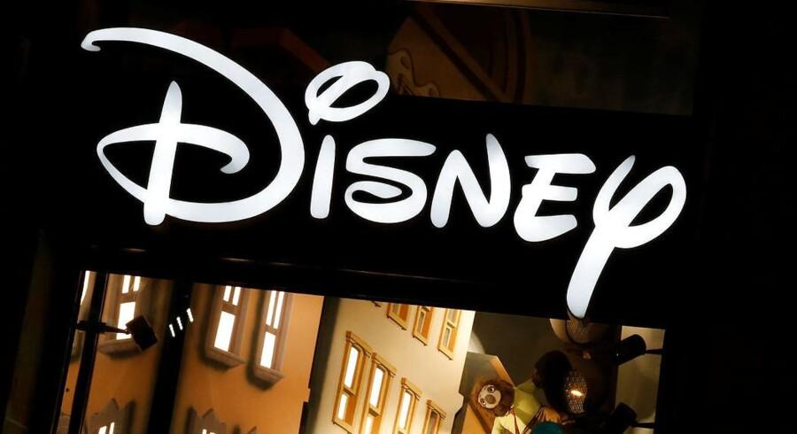 Arkivfoto: Den amerikanske mediekoncern Walt Disney leverede et skuffende regnskab torsdag efter børslukketid. Men det svage resultat blev fulgt op af meldinger om store investeringer for at vende udviklingen.