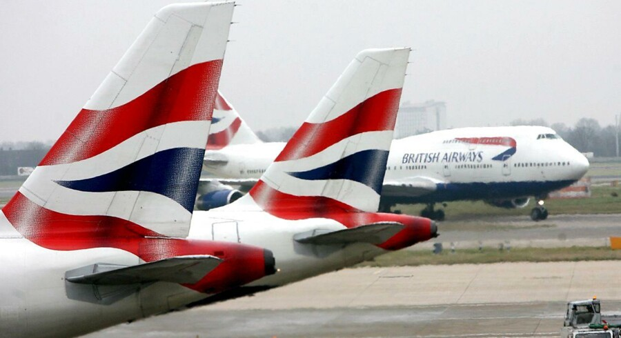 Arkivfoto: British Airways.