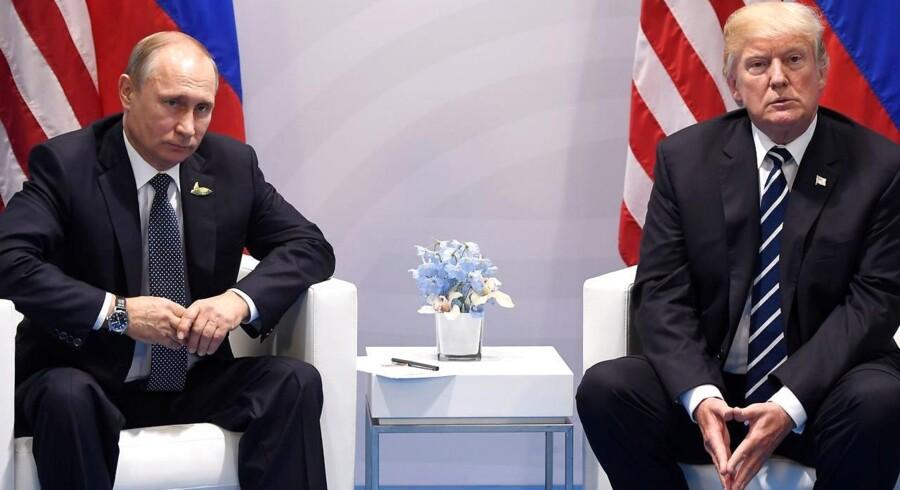 Den amerikanske avis The Washington Post erfarer at Rusland brugte titusindvis af dollars på internetreklamer, der skulle hjælpe Donald Trump til magten.