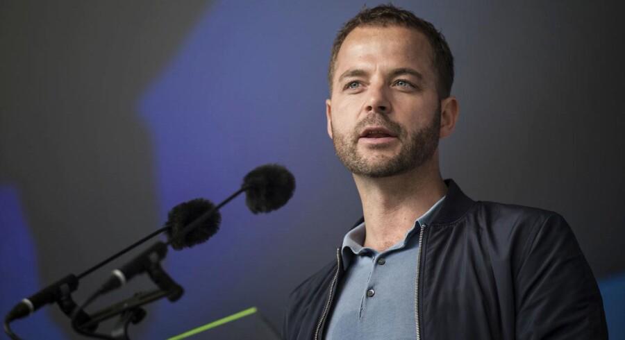 »Hvis man kun måtte gøre en ting for at fremme den grønne omstilling og sænke CO2-udledningen, så ville det være at reducere elvarmeafgiften,« siger De Radikales leder, Morten Østergaard.