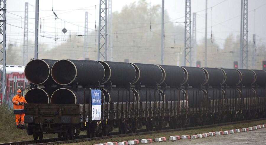 Den danske regering må skuffe enten Tyskland eller USA, hvis den tyske regering holder fast i sin støtte til Nord Stream 2.
