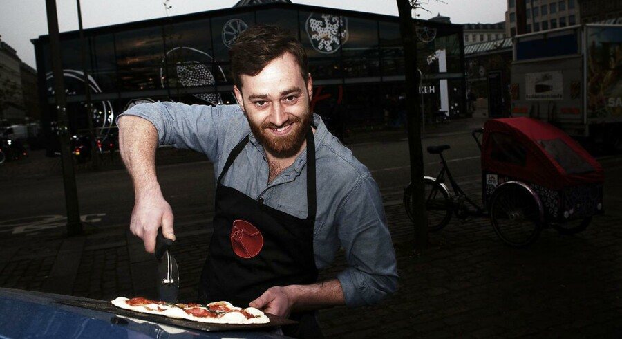 Gorm Wisweh har god grund til at være begejstret, da hans pizza-imperium i 2017 blev solgt til den norske fødevarekoncern Orkla, og han er ikke alene.