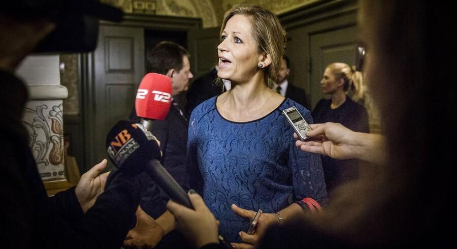 Marie Krarup, Dansk Folkeparti.